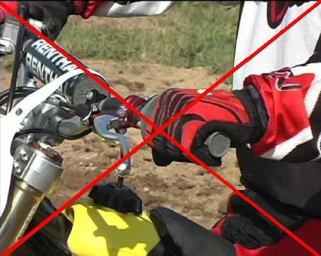 Reglage amortisseur motocross